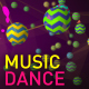 Colorful Music Dance Party - VideoHive Item for Sale