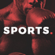 Facebook Sports Ads Post Banner - GraphicRiver Item for Sale