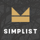 Simplist - A Responsive WordPress Blog Theme - ThemeForest Item for Sale