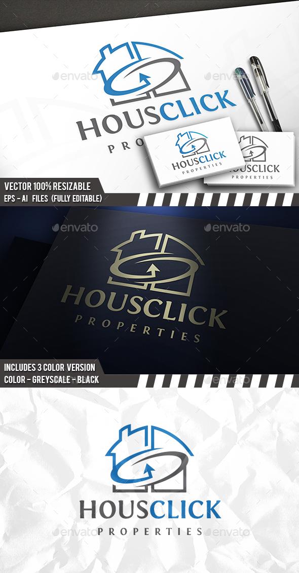 Click House Logo