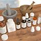 Medicine Bottles (All) - 3DOcean Item for Sale