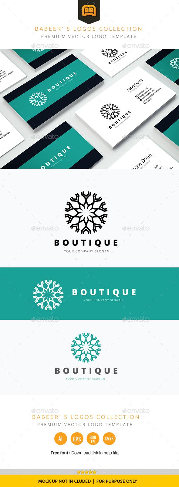 Boutique Hotel Logo