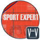 Sport Expertise Broadcast - VideoHive Item for Sale