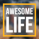 Awesome Life - VideoHive Item for Sale