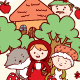 Red Riding Hood Story Characters  - GraphicRiver Item for Sale