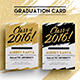 Graduation Card - GraphicRiver Item for Sale