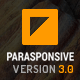 Parasponsive Corporate WordPress - ThemeForest Item for Sale