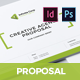 Proposal Template / Horizontal - GraphicRiver Item for Sale
