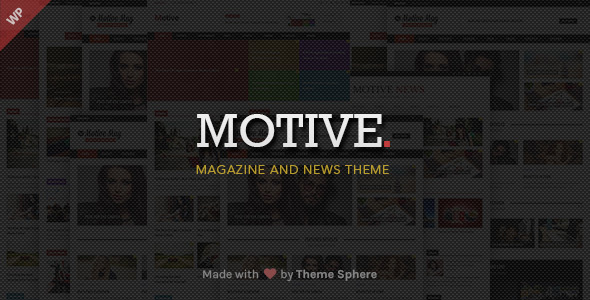 Motive - News Magazine