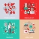 Concepts of Healthcare and Medicine - GraphicRiver Item for Sale