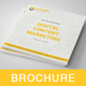 Square Content Marketing Brochure - GraphicRiver Item for Sale