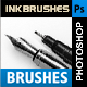 Ink Brushes - GraphicRiver Item for Sale