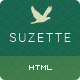 Suzette - An Elegant Blogging Theme - Just another HTML Template - ThemeForest Item for Sale