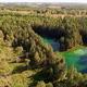 The Green Lake in Antu Lake in Estonia - VideoHive Item for Sale