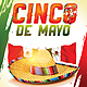 Mexico 5 de Mayo Party Flyer  - GraphicRiver Item for Sale