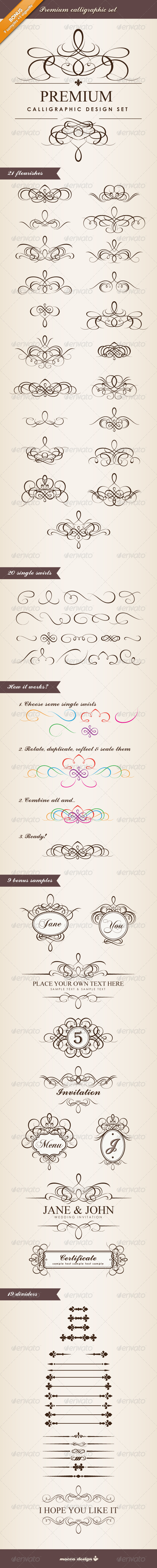 Graphicriver | Premium Calligraphic Design Set Free Download free download Graphicriver | Premium Calligraphic Design Set Free Download nulled Graphicriver | Premium Calligraphic Design Set Free Download