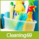 Cleaning69 - WordPress theme for House Cleaning Company - ThemeForest Item for Sale