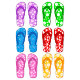 Beach Sandals - GraphicRiver Item for Sale