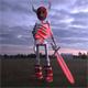 Low Poly Skeleton Warrior Model - 3DOcean Item for Sale