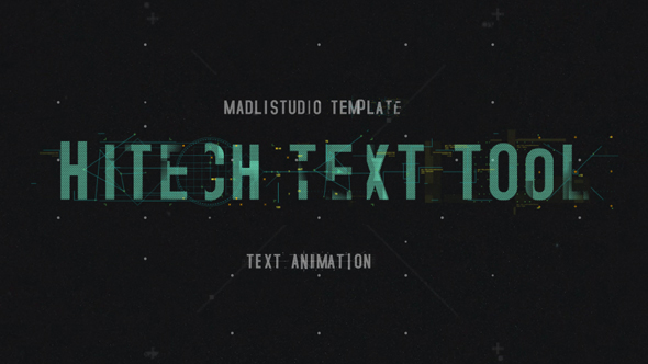 Text Effects Video Effects & Stock Videos from VideoHive