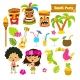 Hawaiian Collection - GraphicRiver Item for Sale