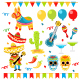 Mexican Set - GraphicRiver Item for Sale