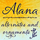 Alana - GraphicRiver Item for Sale