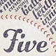 Number Five Rough - GraphicRiver Item for Sale