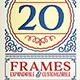 Adorn Frames - GraphicRiver Item for Sale
