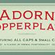 Adorn Copperplate - GraphicRiver Item for Sale