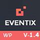 Eventix - Event Landing WordPress Theme - ThemeForest Item for Sale