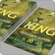 The King Church Flyer Template - GraphicRiver Item for Sale