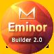 Eminor - Responsive Email + MailBuild Online - ThemeForest Item for Sale