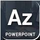 AZ - Multipurpose Powerpoint Template - GraphicRiver Item for Sale