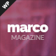 Marco | Photography Magazine WordPress Theme - ThemeForest Item for Sale