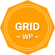 Grid – WordPress Responsive Agency Portfolio Theme - ThemeForest Item for Sale