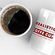 Coffee Cups Photorealistic Branding Mockup - GraphicRiver Item for Sale