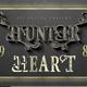 Hunter Heart  - GraphicRiver Item for Sale
