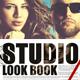 Katingan ~ Studio Lookbook Template - GraphicRiver Item for Sale