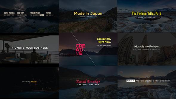 Creative Designer Titles