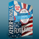 Independence Day Flyer Bundle - GraphicRiver Item for Sale