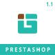 Ganzy -  Furniture Prestashop Theme with Blog - ThemeForest Item for Sale