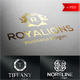 Crest Badge Boutique Luxury Logo Emblems - GraphicRiver Item for Sale