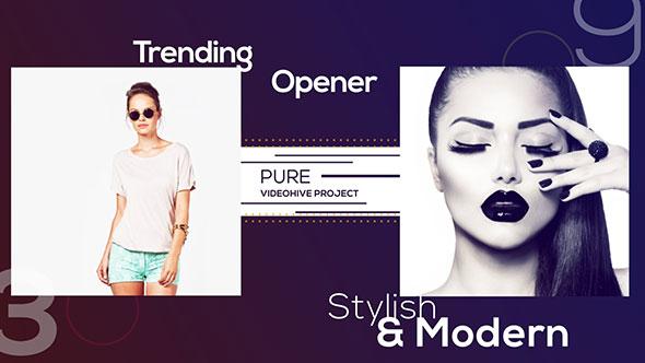 Pure l Stylish Modern Promo