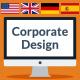 Corporate (Graphic) Design Explainer - VideoHive Item for Sale