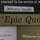Epic Quotes - VideoHive Item for Sale
