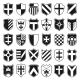 Set of Shields - GraphicRiver Item for Sale
