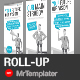 Corporate Roll-up or Banner Vol. 6 - GraphicRiver Item for Sale