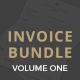 Invoice Bundle Vol. 1 - GraphicRiver Item for Sale