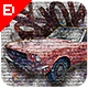 Street Art Photoshop Action - GraphicRiver Item for Sale